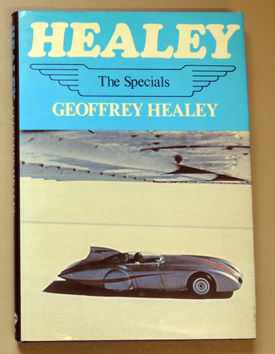 Image for Healey: The Specials (F398)