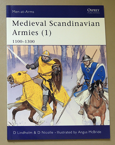 Image for Men-at-Arms 396: Medieval Scandinavian Armies (1): 1100 - 1300