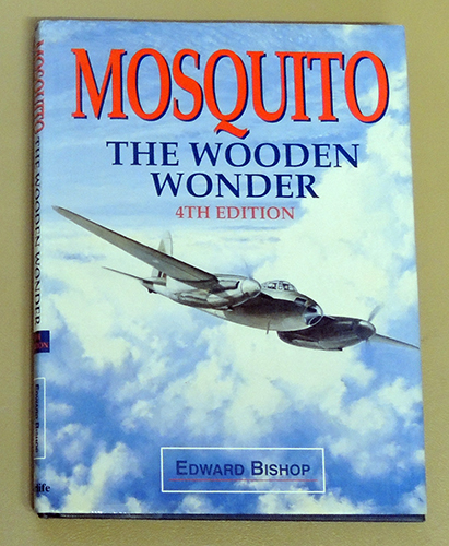 Image for Mosquito The Wooden Wonder (4th edition)