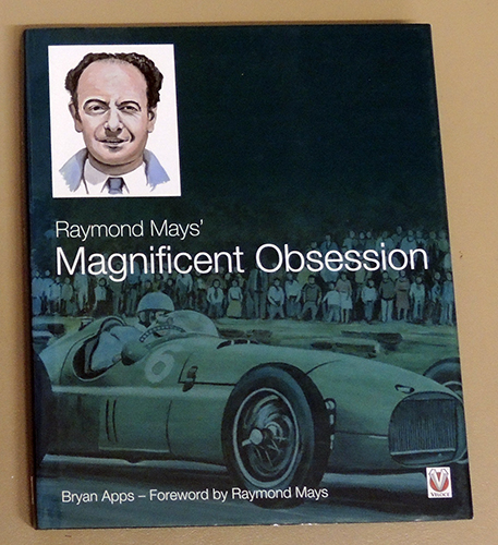 Image for Raymond Mays' Magnificent Obsession