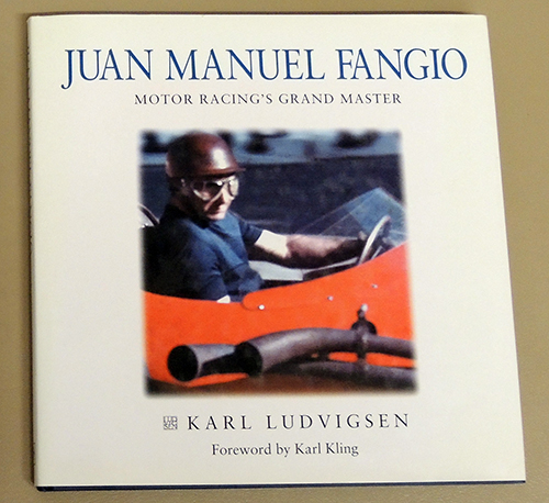 Image for Juan Manuel Fangio: Motor Racing's Grand Master (H625)