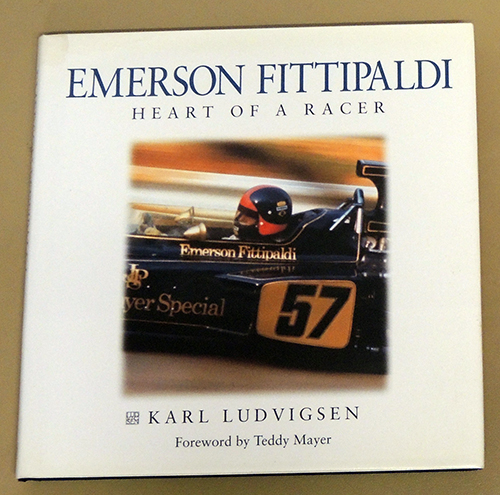 Image for Emerson Fittipaldi: Heart of a Racer