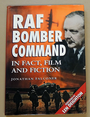 Image for RAF Bomber Command in Fact, Film and Fiction