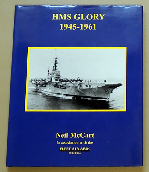Image for HMS Glory 1945 - 1961