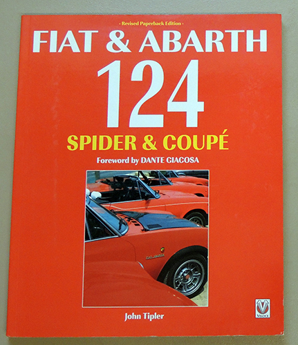 Image for Fiat and Abarth 124 Spider and Coupe