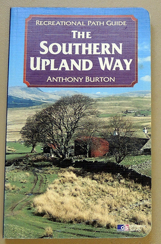 Image for The Southern Upland Way (Recreational Path Guides)