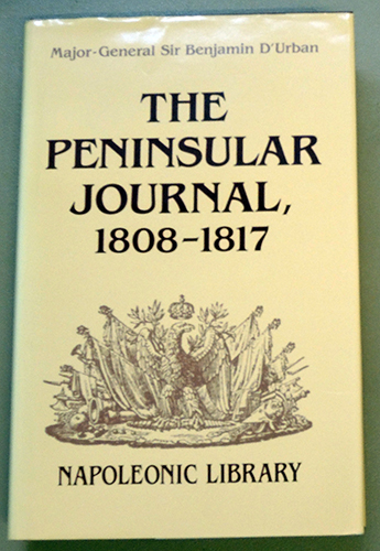 Image for The Peninsular Journal, 1808 - 1817 (Napoleonic Library No. 8)