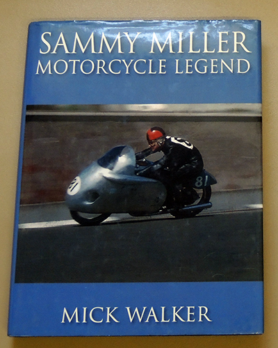 Image for Sammy Miller: Motorcycle Legend