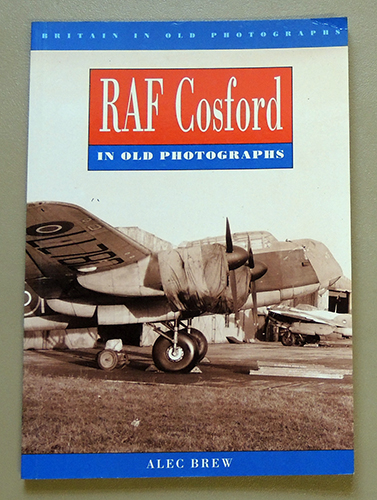 Image for RAF Cosford in Old Photographs (Britain in Old Photographs)