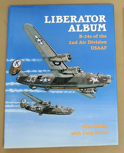 Image for Liberator Album: B-24s of the 2nd Air Division USAAF