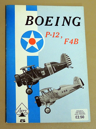 Image for Boeing P-12 F4B