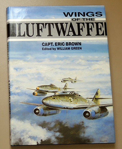 Image for Wings of the Luftwaffe: Flying German Aircraft of the Second World War