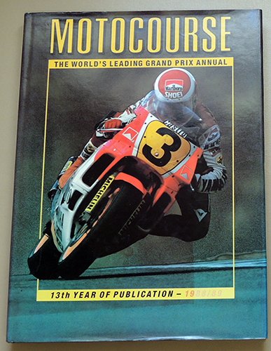 Image for Motocourse: The World's Leading Grand Prix Annual. 13th Year of Publication 1988/89