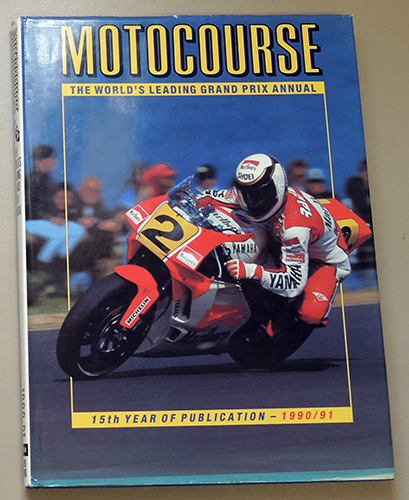 Image for Motocourse: The World's Leading Grand Prix Annual. 15th Year of Publication 1990/91