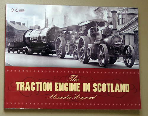 Image for The Traction Engine in Scotland