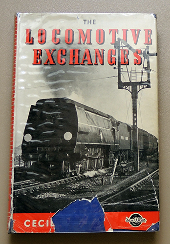 Image for The Locomotive Exchanges 1870 - 1948