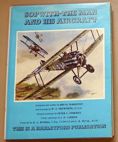 Image for Sopwith: The Man and his Aircraft