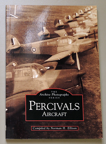 Image for Percivals Aircraft (The Archive Photographs Series)