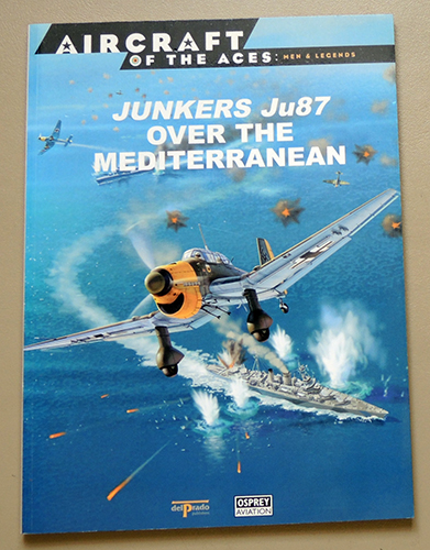 Image for Aircraft of the Aces 2: Junkers Ju87 (Ju 87) Over the Mediterranean