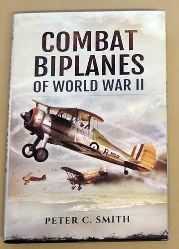 Image for Combat Biplanes of World War II