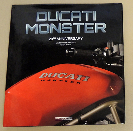 Image for Ducati Monster 20th Anniversary