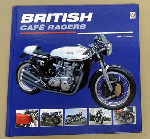 Image for British Café Racers