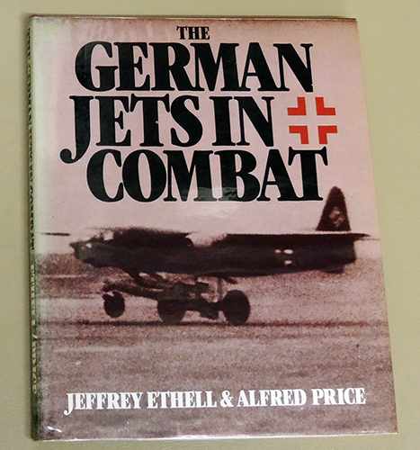 Image for The German Jets in Combat