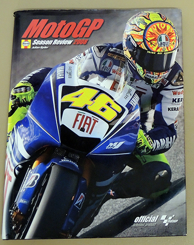 Image for MotoGP Season Review 5: 2008