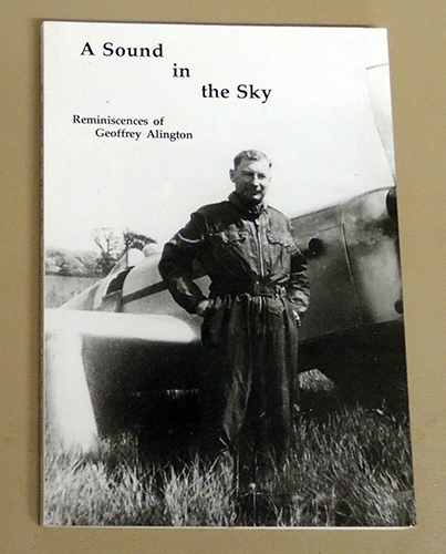 Image for A Sound in the Sky: The Reminiscences of Geoffrey Alington
