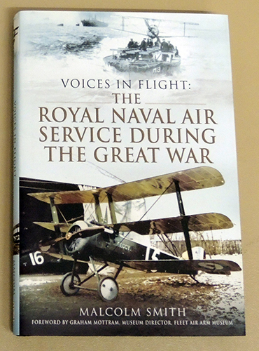 Image for Voices in Flight: The Royal Naval Air Services During the Great War