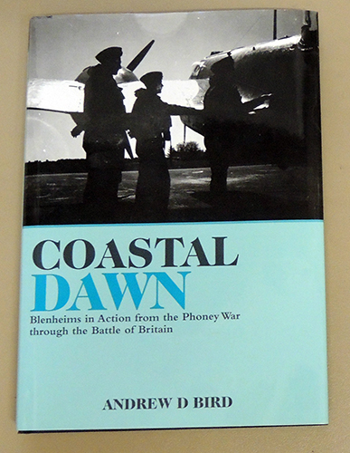 Image for Coastal Dawn: Blenheim's in Action from the Phoney War Through the Battle of Britain