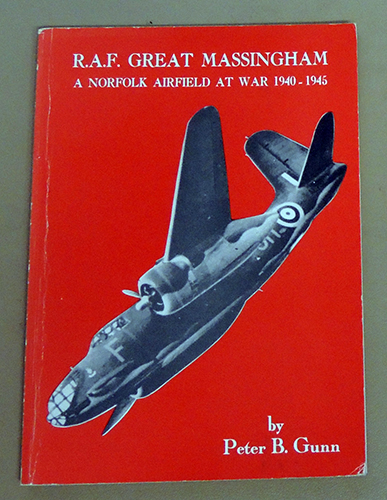 Image for RAF (Royal Air Force) Great Massingham: A Norfolk Airfield at War, 1940 - 1945