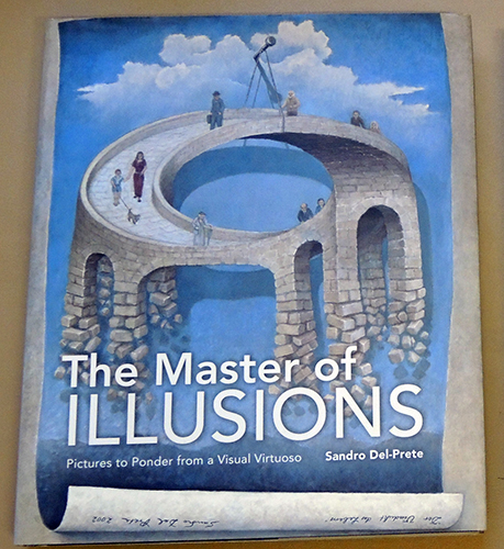 Image for The Master of Illusions: Pictures to Ponder from a Visual Virtuoso