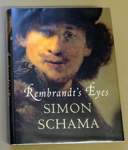 Image for Rembrandt's Eyes