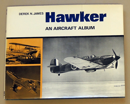 Image for Hawker: An Aircraft Album