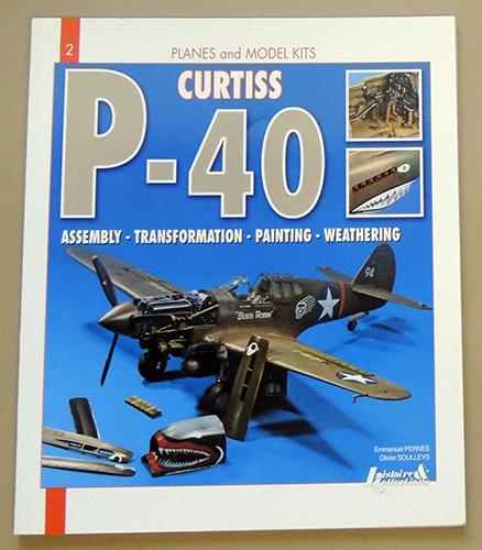 Image for Planes and Model Kits 2: Curtiss P-40 Assembly, Transformation, Painting, Weathering