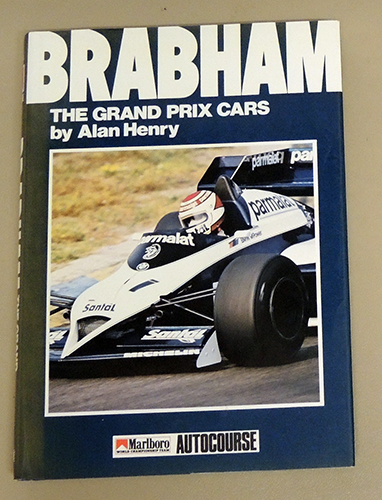 Image for Brabham: The Grand Prix Cars
