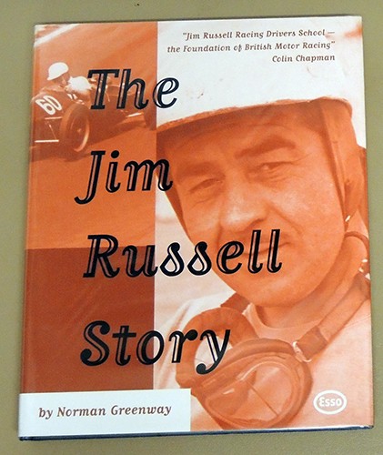 Image for The Jim Russell Story
