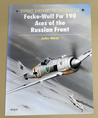 Image for Osprey Aircraft of the Aces No. 6: Focke-Wulf Fw 190 Aces of the Russian Front