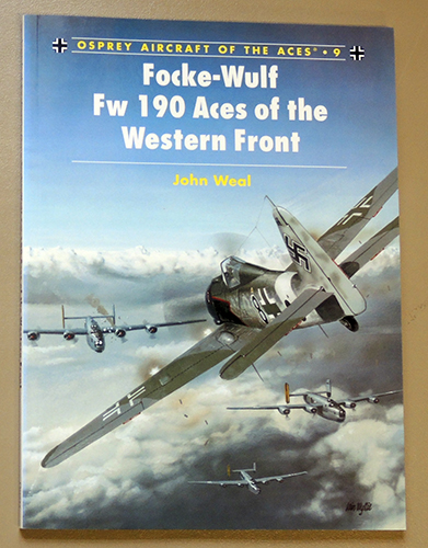 Image for Osprey Aircraft of the Aces No. 9: Focke-Wulf Fw 190 Aces of the Western Front