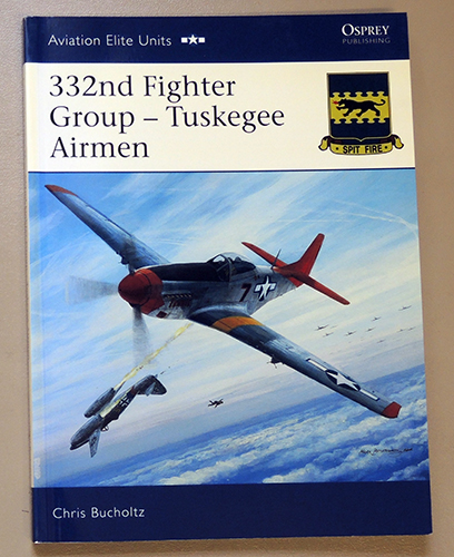 Image for Osprey Aviation Elite No.24: 332nd Fighter Group - Tuskegee Airmen