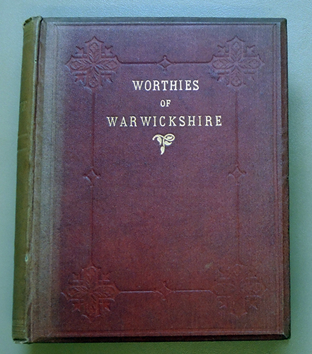 Image for The Worthies of Warwickshire Who Lived Between 1500 and 1800