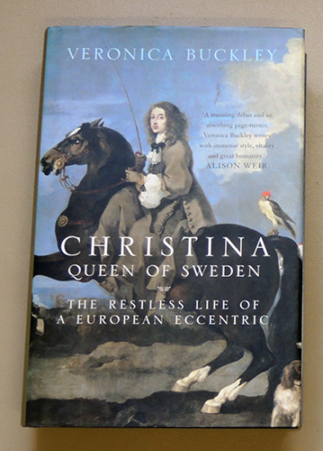 Image for Christina Queen of Sweden: The Restless Life of a European Eccentric