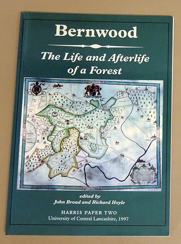 Image for Bernwood: The Life and Afterlife of a Forest (Harris Paper Two)