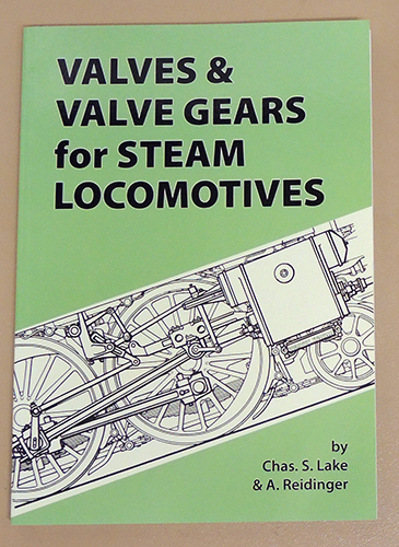 Image for Valves and Valve Gears for Steam Locomotives