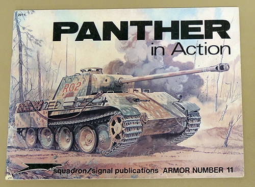 Image for Panther in Action - Armor No. 11 (2011)