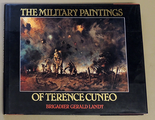 Image for The Military Paintings of Terence Cuneo