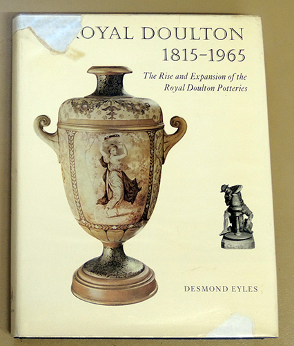 Image for Royal Doulton 1815 - 1965. The Rise and Expansion of the Royal Doulton Potteries