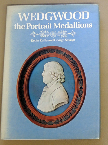 Image for Wedgwood: The Portrait Medallions