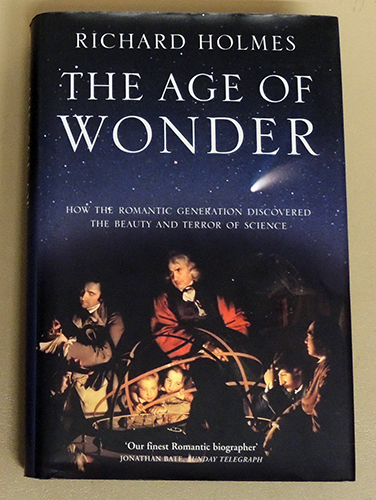 Image for The Age of Wonder: How the Romantic Generation discovered the Beauty and Terror of Science